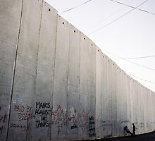 Israel's Security Barrier in the West Bank 03 by Jason Moore