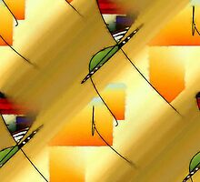Libellen in Aquarell by darling110