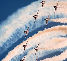 Reds Turn by Richard Horsfield