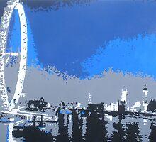 London Twilight by ashley-dawn