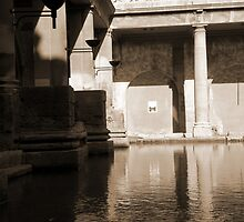 Roman Baths by ashley-dawn