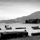 English Bay by Anita Kovacevic