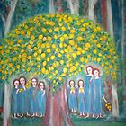  &quot;The sacred lemon Tree&quot; by catherine walker