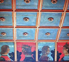 Brown's Castle Ceiling by phil decocco