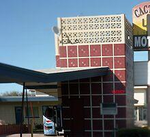Cactus Motel by fstop23