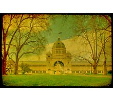 Royal Exhibition Building II Photographic Print