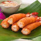 Thai Shrimp Dish by Dennis Pilapil