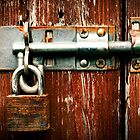 locked by halinka
