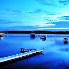 Lake Macquarie Blues by joannemaree