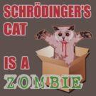 Schrodinger's ZombieCat by RubyFox