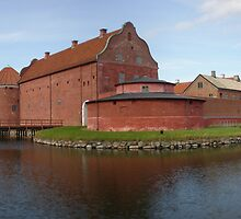 The Citadel in Landskrona by vanStaffs