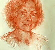 Mistery lady by Lorenzo Castello