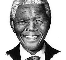 Mandela by Michael Johnston