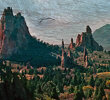 Garden of the Gods by Linda Sparks