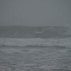 Foggy Morning Surf by Jason Lee Jodoin