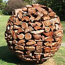 Ball of Wood by aldemore