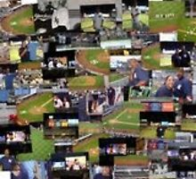 Collage at Yankee Stadium by rudyrude