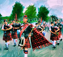 The Sauchie Gala  by Alan Findlater