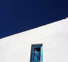 Blue Window by Adam Regester