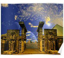The Pharaoh's Portal Poster