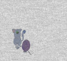 Along came a spider...with a ball of yarn T-Shirt