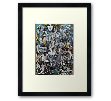 REALMS OF THE UNREAL Framed Print