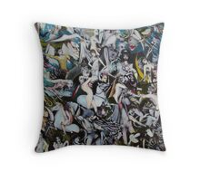 REALMS OF THE UNREAL Throw Pillow