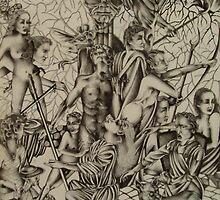 Caligula's Nightmare ( 1982 )  by John Dicandia  ( JinnDoW )