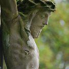 Old Crucifix by Rowan  Lewgalon