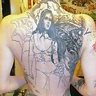 Back Piece  by KittyElixir