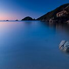 Wainui bay, Abel Tasman National Park by Paul Mercer
