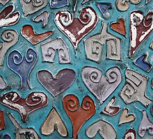 Heart Puzzle by Adam Regester