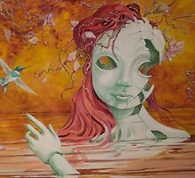 Hummingbird by damon47