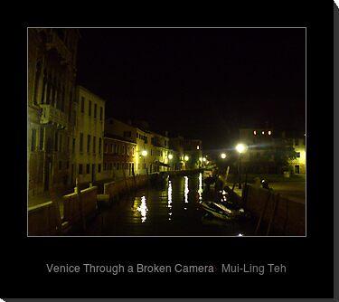 """Venice Through a Broken Camera"" by Mui-Ling Teh"
