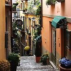 Rainy day in Belaggio by Kris McLennan