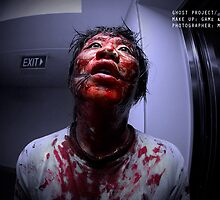Ghost Project Take 1 by mangpo8