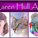 Karen Hull Art Banner by Karen  Hull