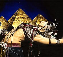 Bellydance of the Pyramids by Richard Young