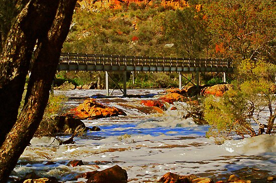 Water under the bridge by georgieboy98