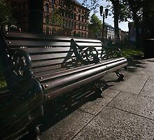 City Bench by Alan McMorris