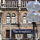 Marienplatz - Munich, Germany by Kris McLennan