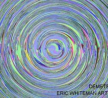 ( DEMETER )  ERIC WHITEMAN ART  by eric  whiteman