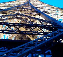 Oh what an Eiffel. (Challenge entry) weekend photographer by marieangel