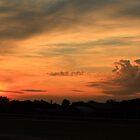 A beaiful evening by Kaushik Rabha