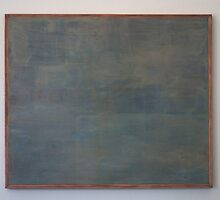 Survival of the green-bluish by Rudolf Bramermann