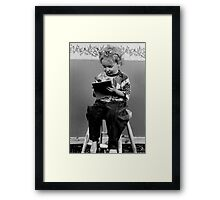 Yes..I'm afraid your suffering from GAS.....Gear Acquisition Syndrome! Framed Print