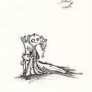 skull drag by David owens