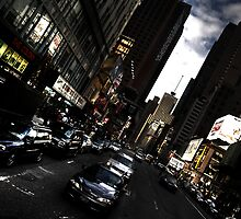adverage nyc by Aaron Hinks