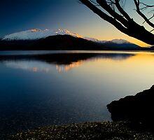Lake Wanaka by Paul Mercer