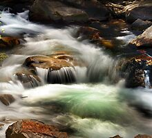 American Fork River - Currents by Ryan Houston